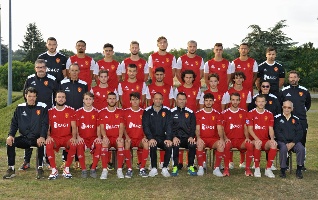 National 3 Foot Calendrier.National 3 Rodez Aveyron Football